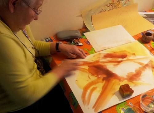 aboriginal painting 3
