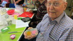 Creative soap-making at Corsham