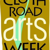 cloth road arts week logo