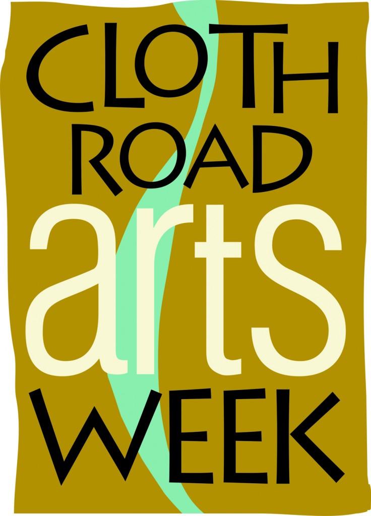 cloth road arts week logo