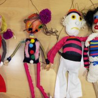 Puppets by the Devizes Group